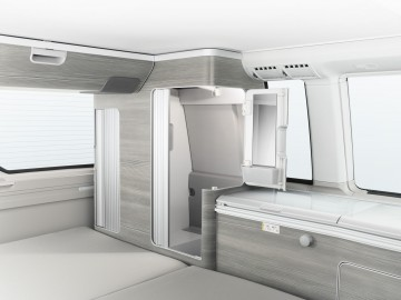 VW California Interior