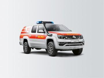 VW Rettungsfahrzeuge